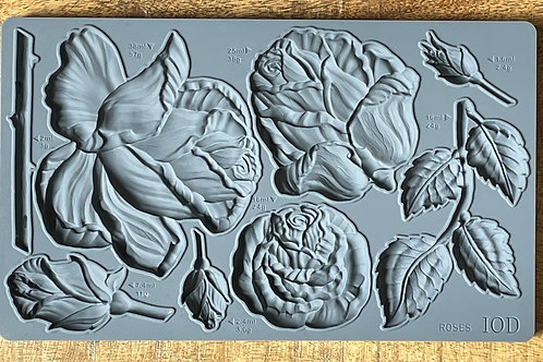 Roses Mould