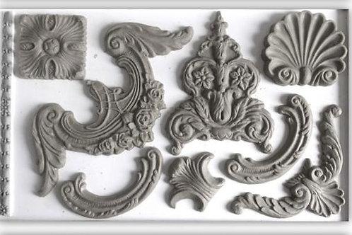 Classical Elements Mould
