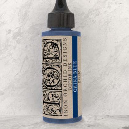 Chine Blue Decor Ink