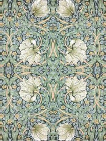 Art Nuevo Floral Decoupage
