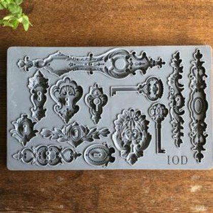 Lock & Key Mould