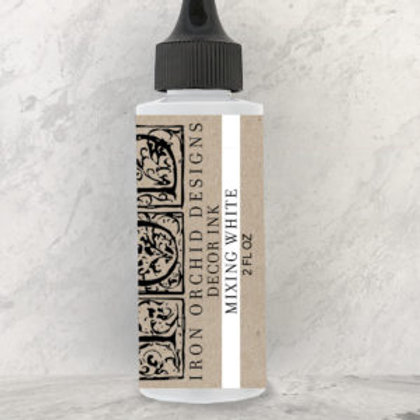 White Decor Ink