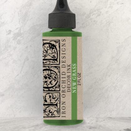 Green Decor Ink