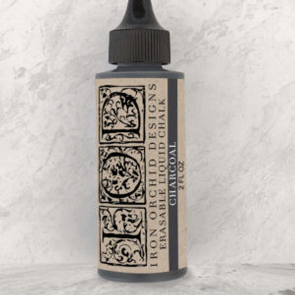Charcoal Erasable Liquid Chalk