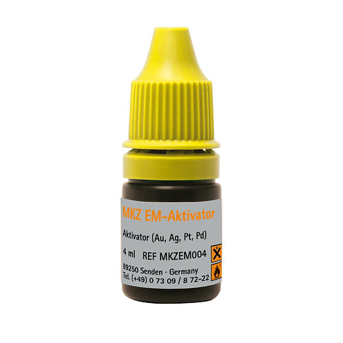 MKZ קטליזטור לפריימר צהוב