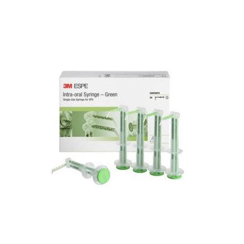 מזרק INTRA-ORAL ירוק