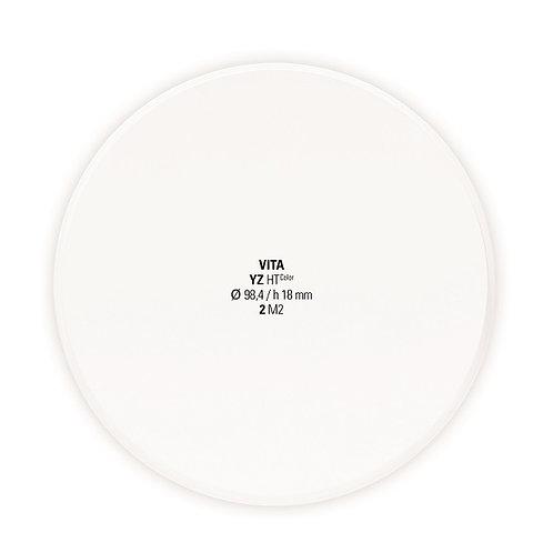 דיסק זירקוניה לבן 20/98,25/98 VITA