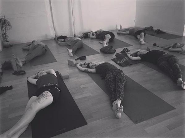 Relaxed Yin Vinyasa at The Studio