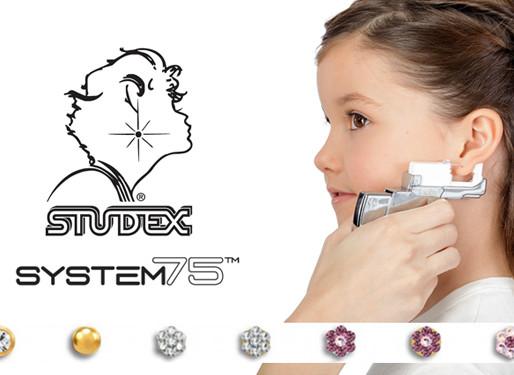 A Studex® System75™ lyukasztó rendszerről