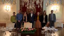 Almuerzo Institucional en la Embajada de España en Japón