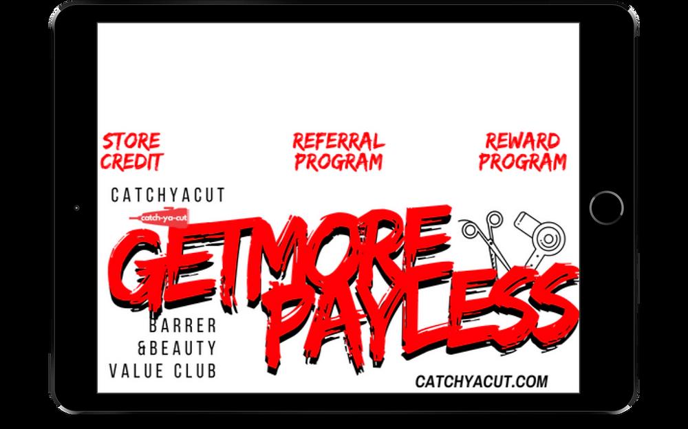 CatchYaCut Rewards Program