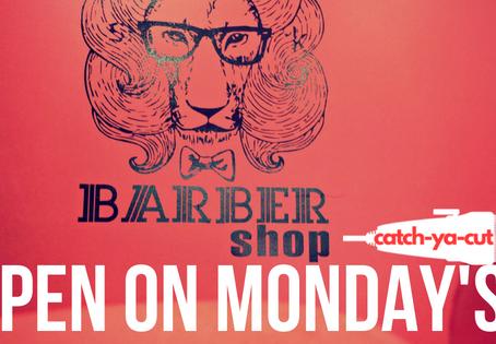 Barbershop in Baton Rouge open Monday's