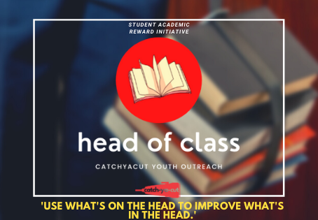CATCHYACUT BARBERSHOP STUDENT ACADEMIC INIATIVE...BE FRESH..STAY SHARP..FEEL GOOD  MAKE A DIFFERENCE