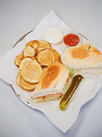 Our Sandwiches...