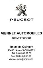 Viennet Automobile -Peugeot