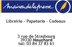 Maison de la presse - Mouchard