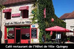 Café Restaurant Hotel de Ville