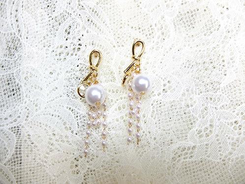 Perle & 925 Silber