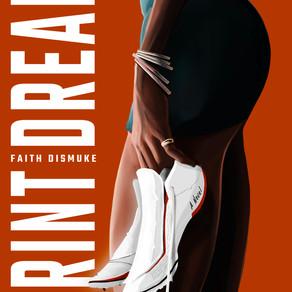 Faith Dismuke Brings #TrackGirlMagic To The SPRINT DREAMS BOOK COVER
