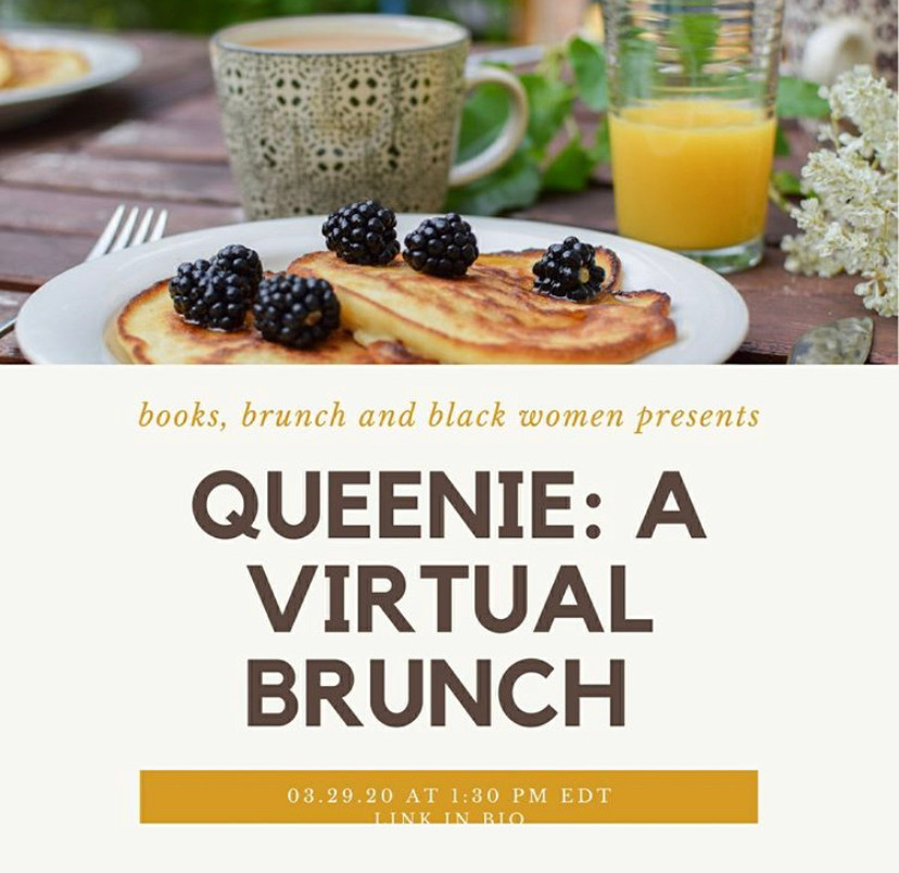 BOOKS, BRUNCH AND BLACK WOMEN - MARCH 2020