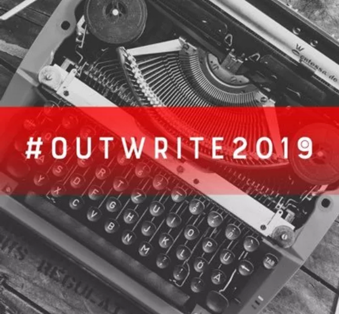 #OutWrite - AUGUST 2019