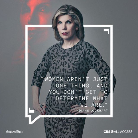 Stream The Good Fight on CBS All Access.