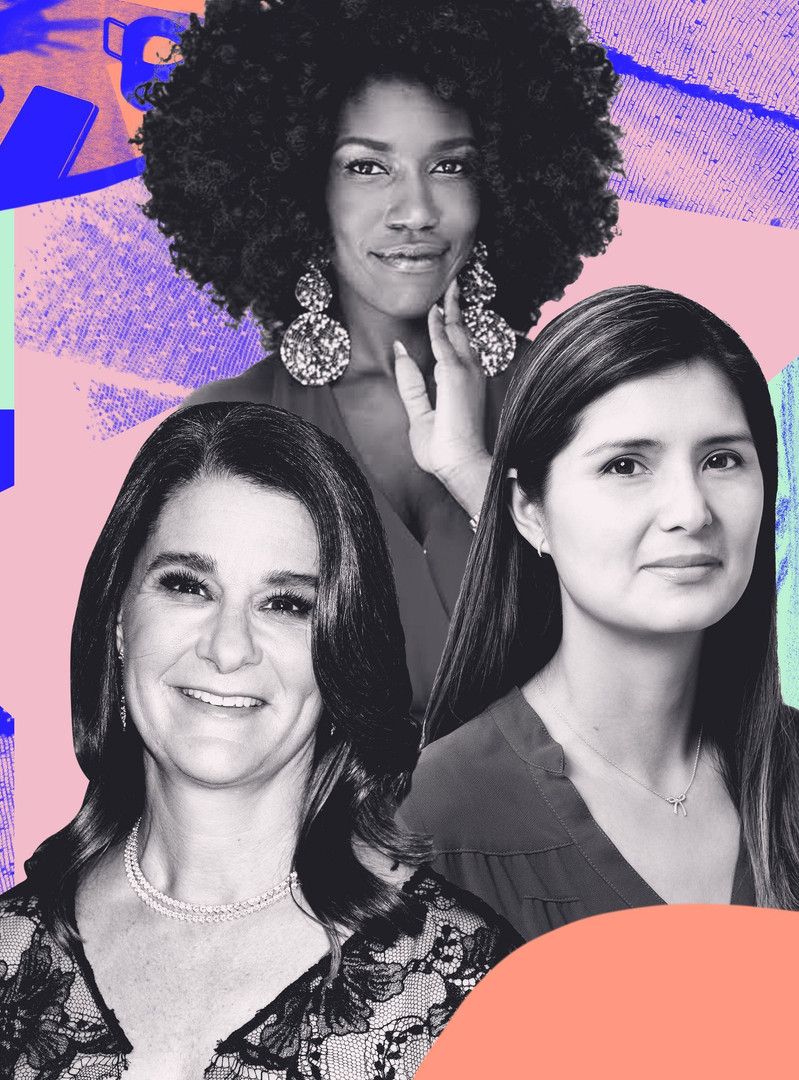 The Top Women In Tech On The Women You N