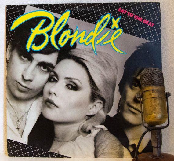 Blondie Vinyl Eat To The Beat Record Alb