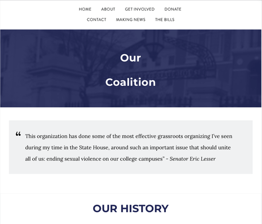 OUR COALITION PROTOTYPE