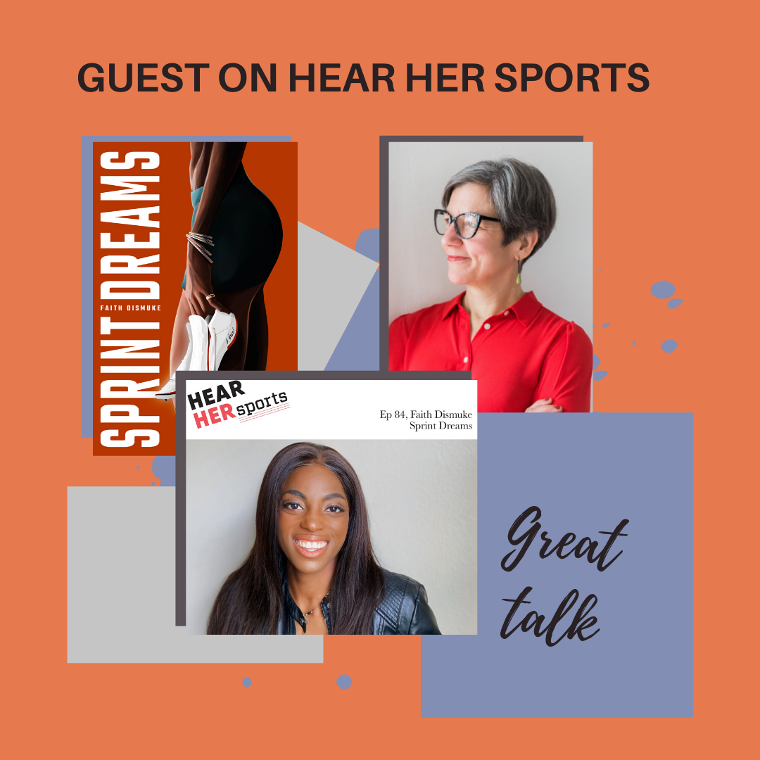 HEAR HER SPORTS PODCAST - MAY 2020