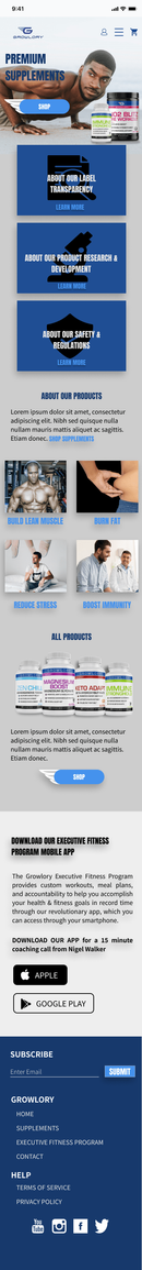 Supplements MOBILE