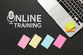 online-training-concept-on-blackboard-86
