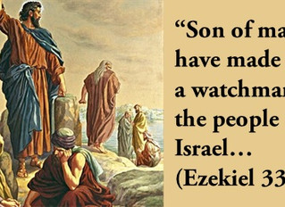 Where Are The True Watchman of God In This Hour?