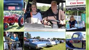 Thank you to all - Antique Tractor, Truck and Car Show at the Daniels Farmstead