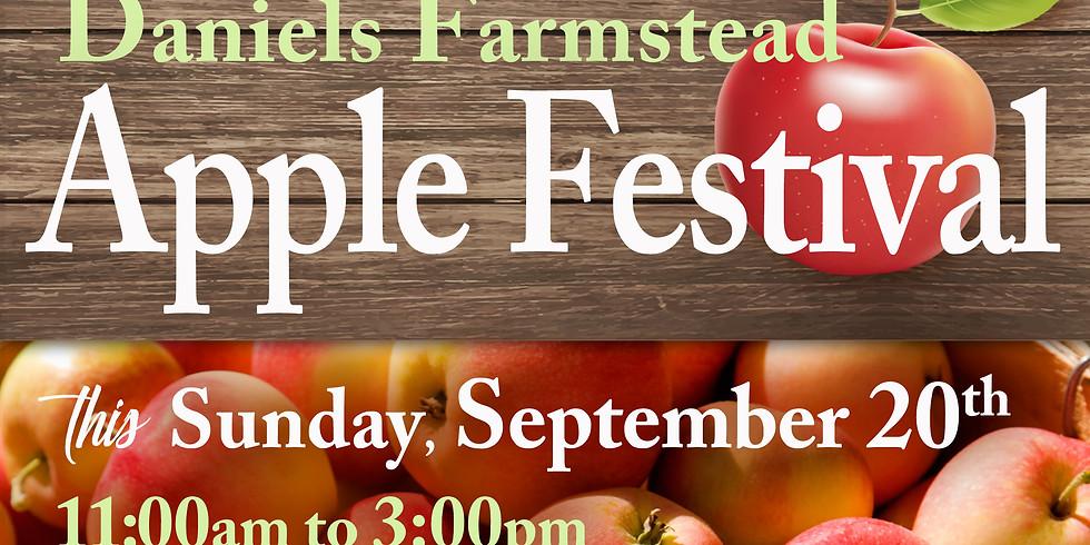 4th Annual Apple Festival