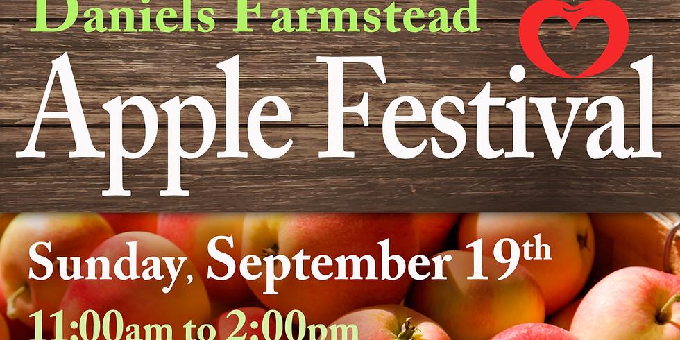 5th Annual Apple Festival
