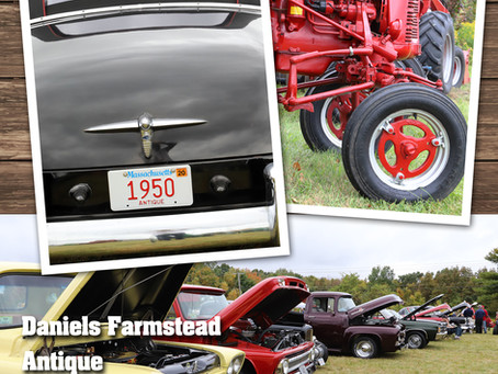 Daniels Farmstead Antique Tractor Truck and Car Show