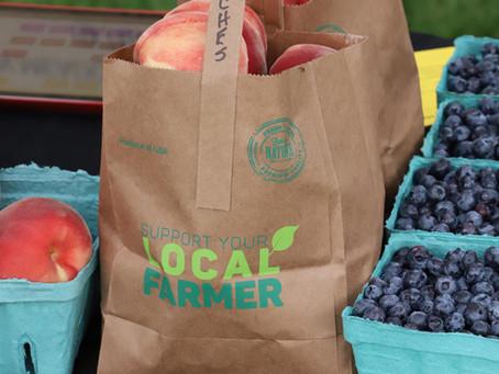 August 15th Farmers Market
