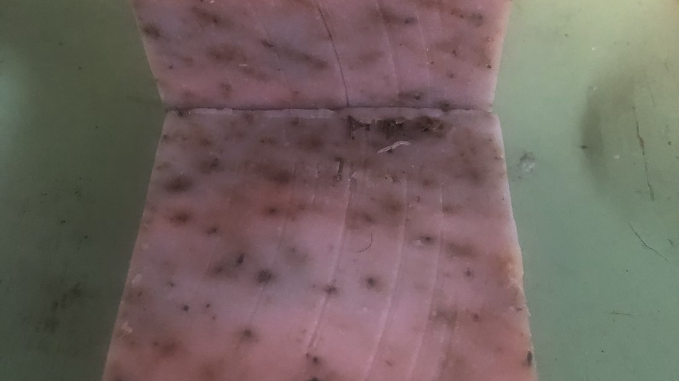 Lavender and  Pink Grapefruit  Soap