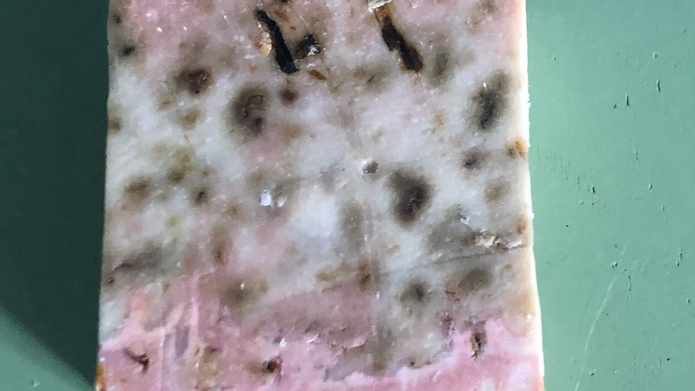 Lavender and Peony Cold Process Soap