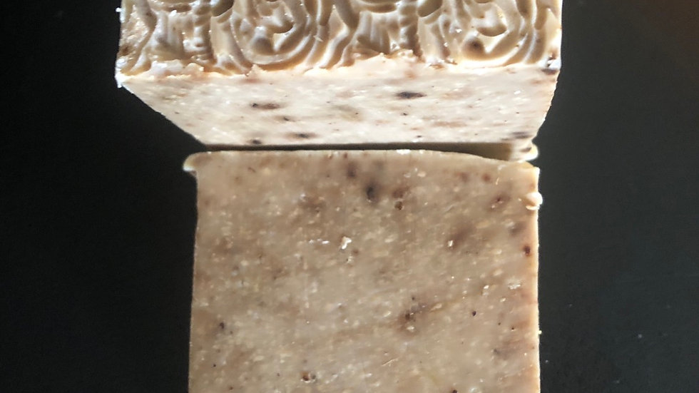 Elderberry and Lavender Soap
