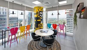 מיטל צימבר עיצוב משרדים