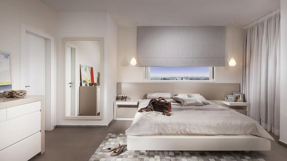 עיצוב חדר שינה קלאסי