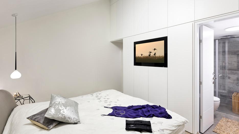 עיצוב חדר שינה מיוחד