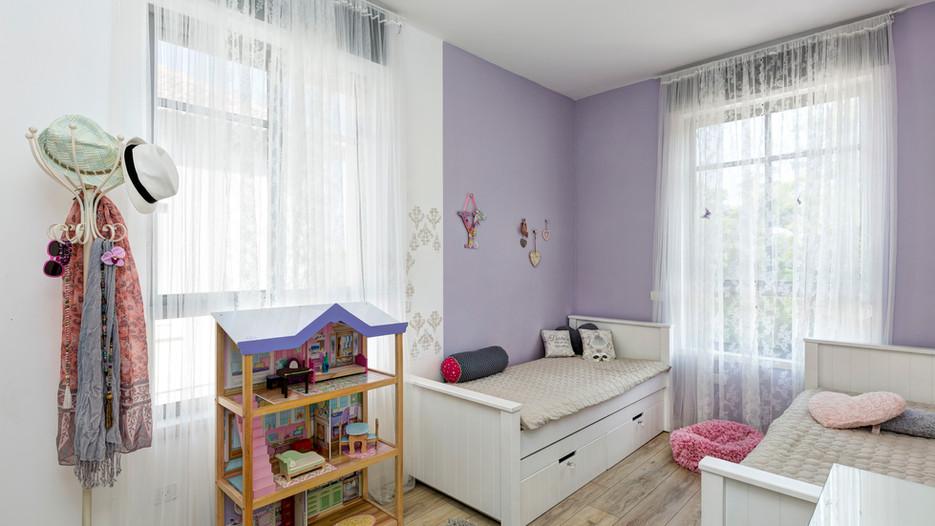 מעצבת חדרי ילדים נוחים ונעימים