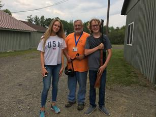 Hunting course Owego 2018