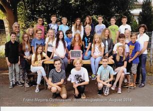 Visiting the German school for 3 weeks
