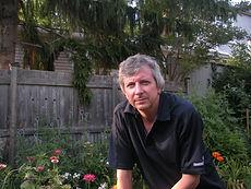 Craig in garden.JPG