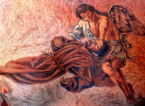 Saint Francis of Assisi in Ecstasy (Caravaggio)