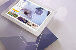 iPad & Magazine Mockup